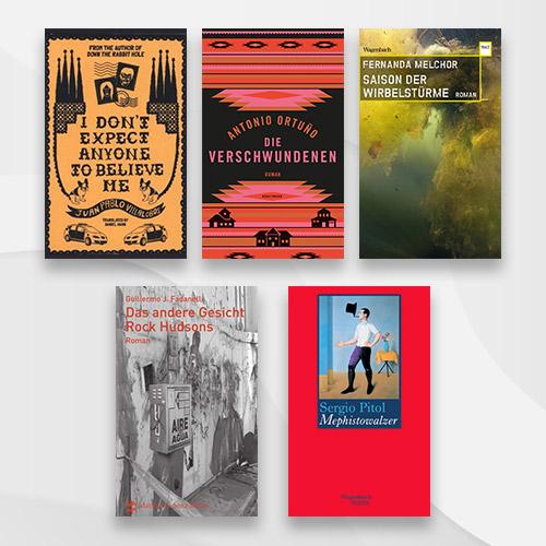 El corredor literario México-Berlín