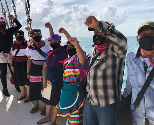 EZLN Europa Bernard Duterme Underground Periodismo Internacional