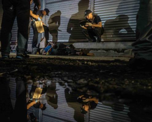 Underground Periodismo Internacional Filipinas narcotráfico Hannah Reyes