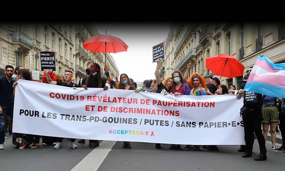 """""""Es mi cuerpo y es mi decisión"""": peruanas trans y violencia en París"""