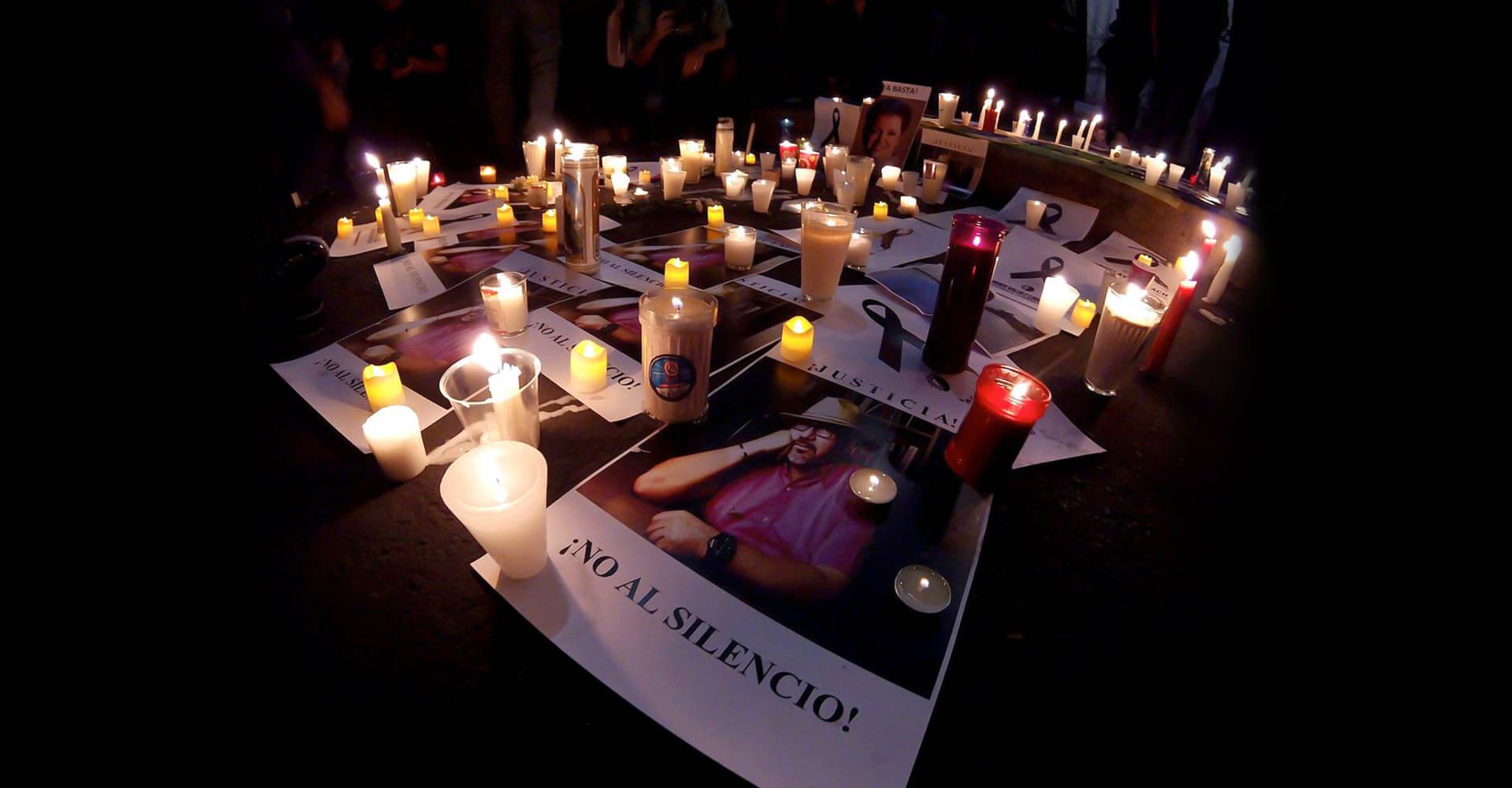 Europa, alivio para periodistas mexicanos en riesgo